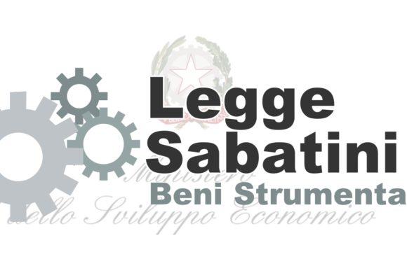 Nuova Legge Sabatini