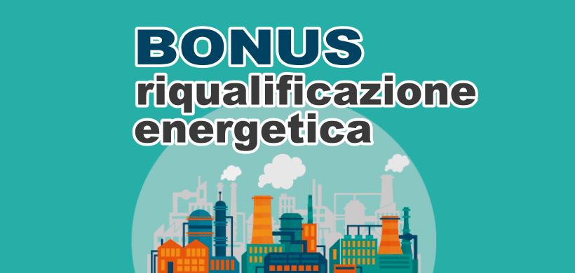 Ecobonus 2019 per la riqualificazione energetica.