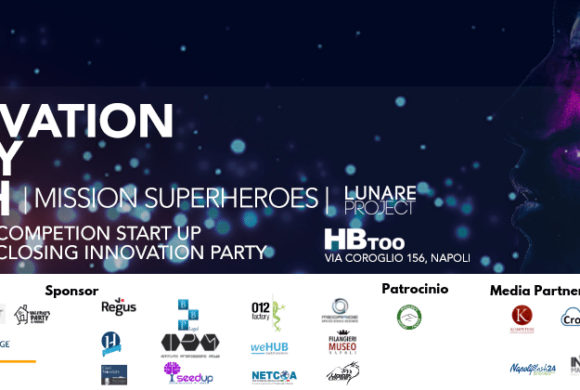Innovation Party Pitch 2019