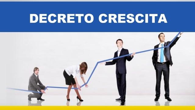 Decreto Crescita 2019.