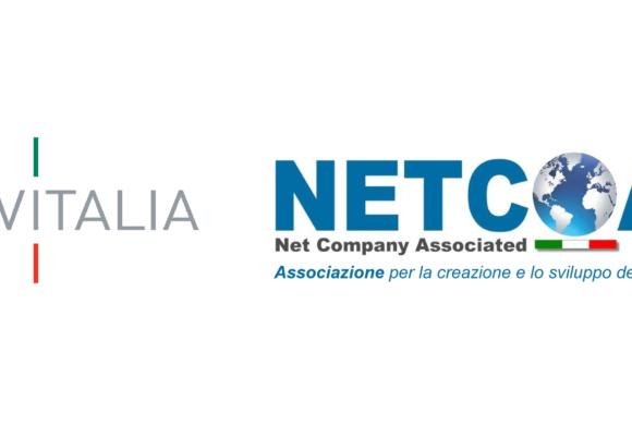 Firmato il protocollo d'intesa tra Netcoa ed Invitalia.