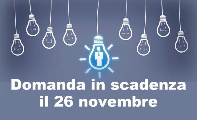 Voucher Innovation Manager, in scadenza il 26 novembre.