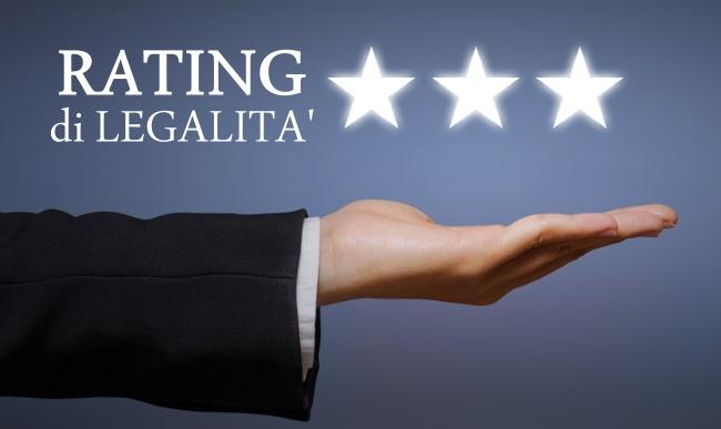 Il rating di legalità.